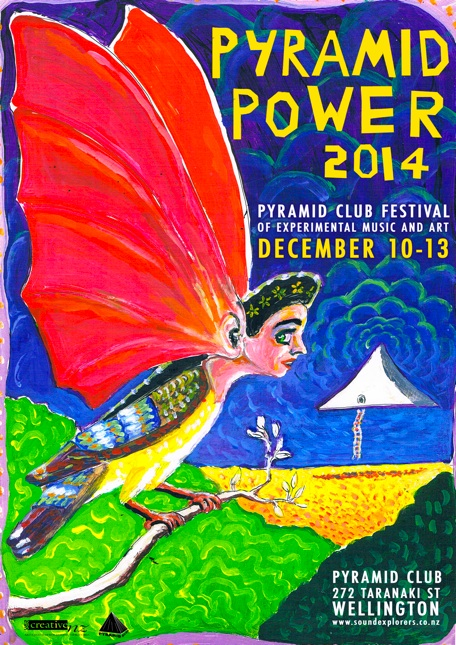 Pyramid Power 2014