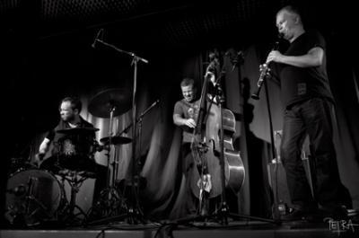 Frode Gjerstad Trio